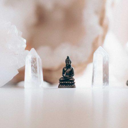 Méditation «Douceur et Réconfort» avec cristaux